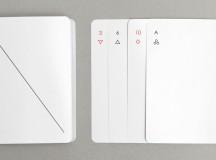 Iota Playing Cards by Joe Doucet
