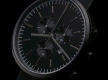Uniform Wares 302 Chronograph Watch