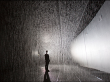 MoMA NYC Rain Room