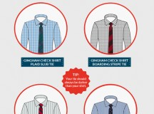 Style 101: How to Match Shirts and Ties