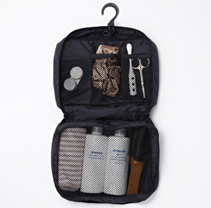 MUJI Hanging Travel Case