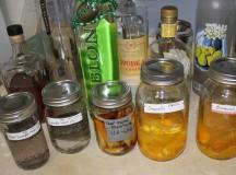 Infusing Booze