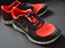 Nike Free Run 3+ (Team Orange) Review