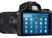 Samsung Galaxy NX Android-powered Camera with LTE