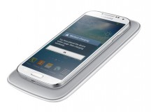 Samsung Galaxy S4 Wireless Charging Pad and Cover