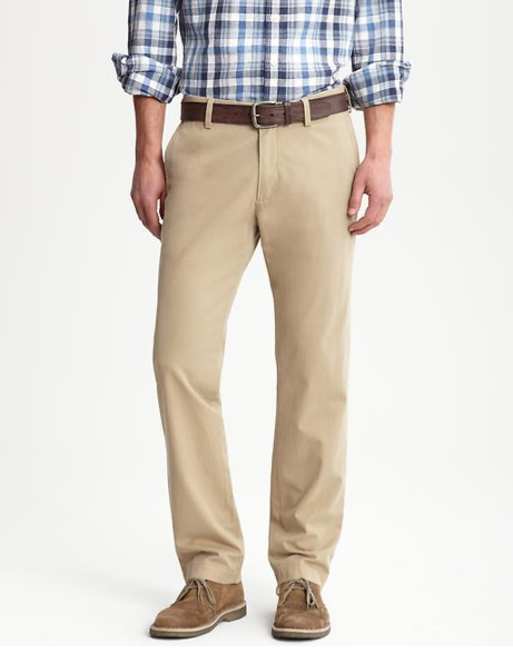 Banana Republic Emerson Chinos