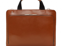 Jack Spade Boarskin Briefcase