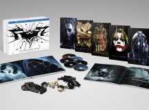 The Dark Knight Trilogy: Ultimate Collector's Edition (Blu-ray)