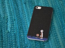 Calvin & Hobbes Custom iPhone 5 SodaCase Case Review