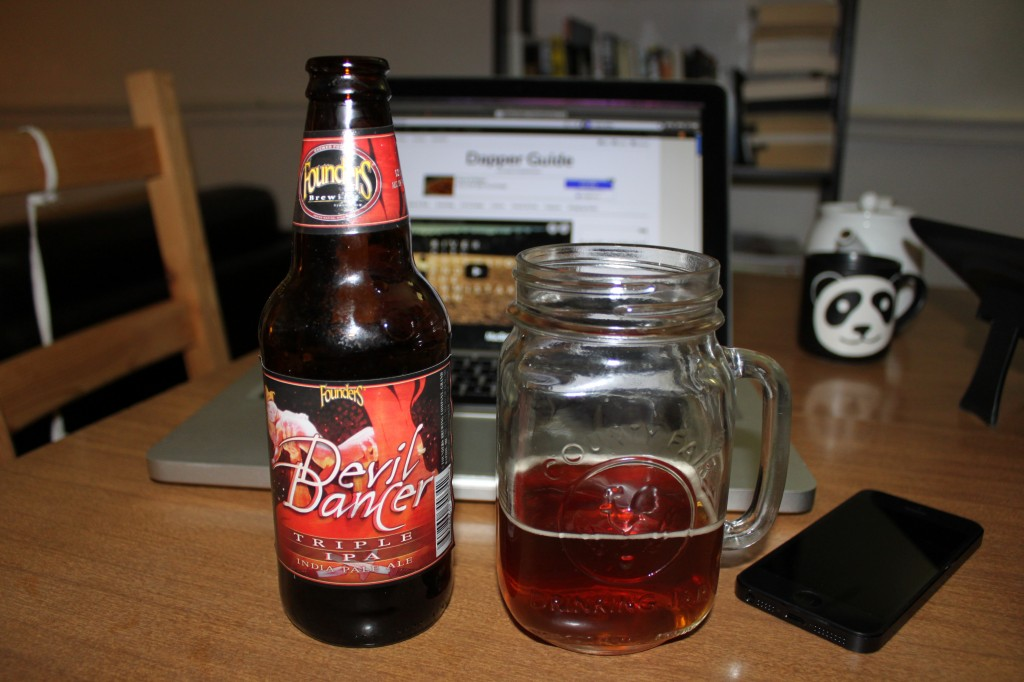 Founders Devil Dancer Review