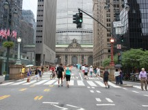 Summer Streets in New York City
