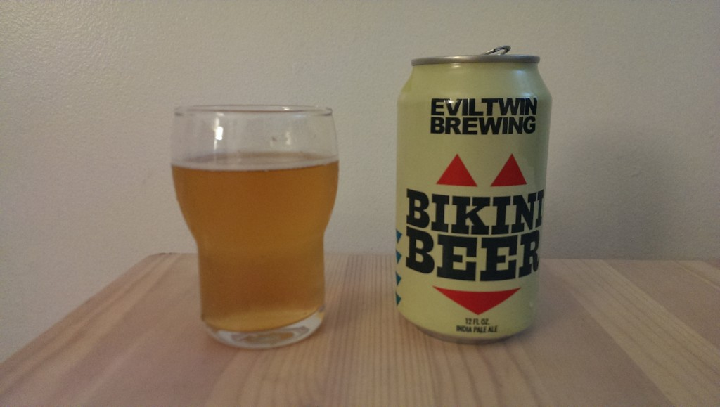 Bikini Beer Review
