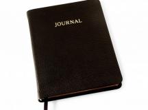 Allan Pocket Journal