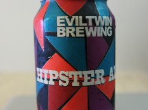Hipster Ale by Evil Twin Brewing Review