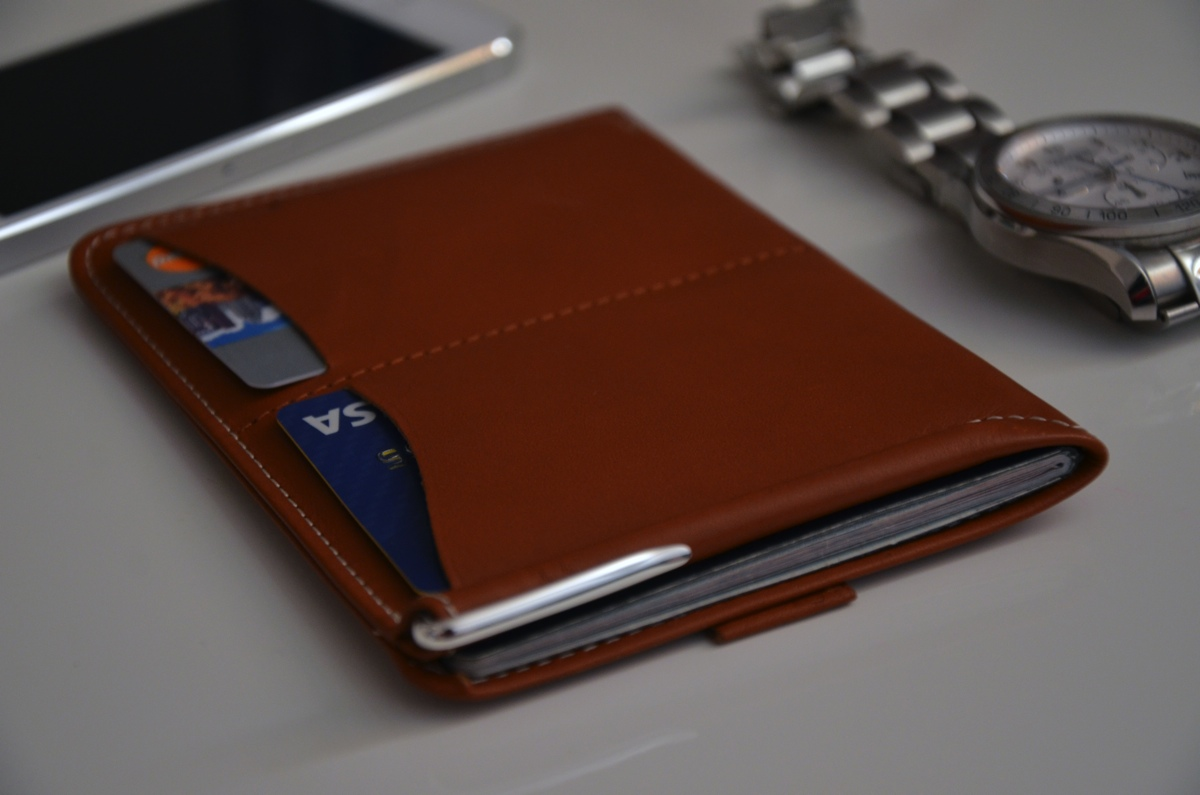 Bellroy Passport Sleeve Wallet Review