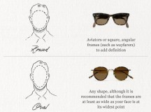 Style 101: Choosing Sunglasses For Different Face Shapes