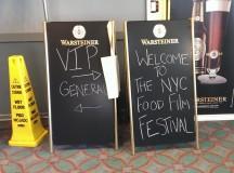 NYC Food Film Festival 2013
