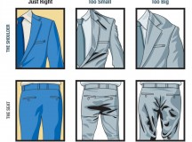 Style 101: How Suits Should Fit Guide