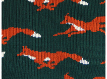 Fantastic Mr Fox Retro 70s Indie Intarsia Jumper