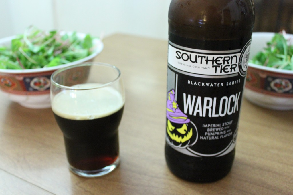 Southern Tier Warlock Imperial Stout Review