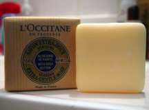 L'Occitane Shea Butter Verbena Extra-Gentle Vegetable Soap