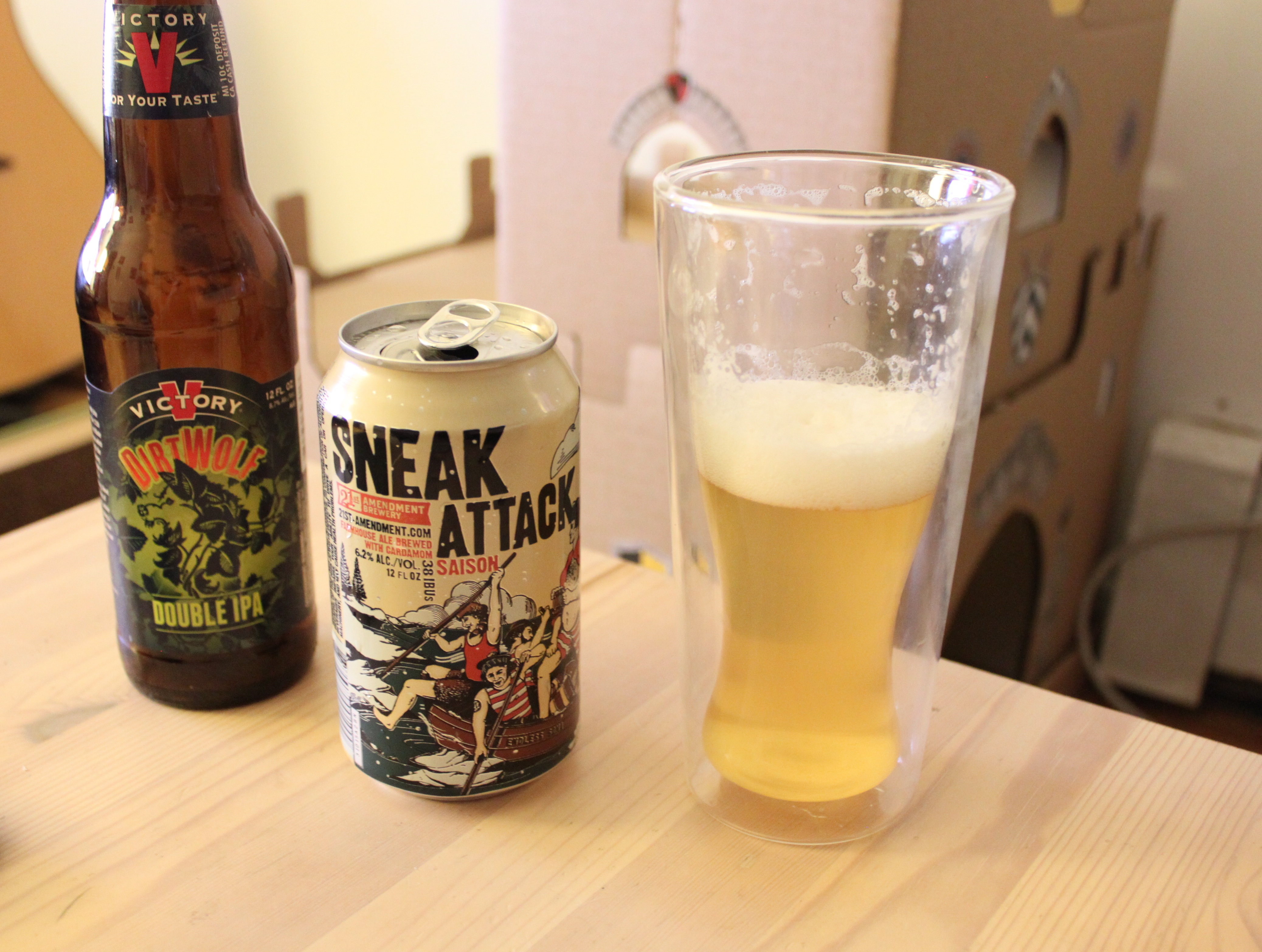 21st Amendment Sneak Attack Review