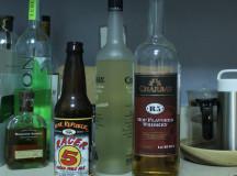 Charbay R5 Whiskey and Bear Republic Racer IPA