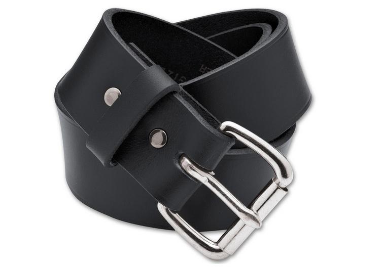 Filson.leather.belt