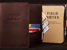 """The """"Everyday Carry"""" Memo Book Cover by Field Notes"""