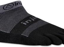 Injinji RUN 2.0 Midweight No-Show Socks
