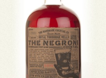 The Negroni Cocktail 2012 by The Handmade Cocktail Company