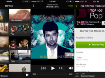 Ace Apps: 'Spotify' for Streaming Music