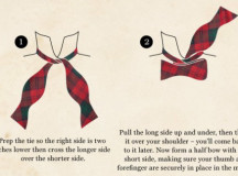 Style 101: How to Tie a Bow Tie