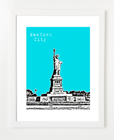 bird-ave-new-york-statue-of-liberty