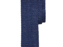 Brooks Brothers Solid Heathered Knit Tie