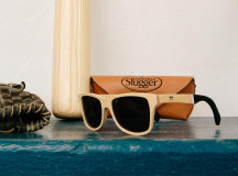 Shwood Eyeware x Louisville Slugger Sunglasses