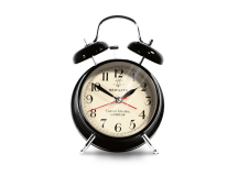 Newgate Medium London Alarm Clock