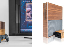 Balolo Wood Covers for PlayStation 4 and Xbox One