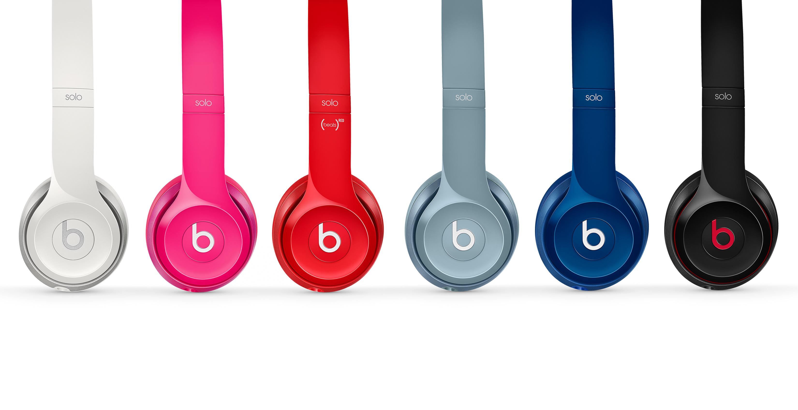 New Beats Solo2 Headphones Announced - CraveOnline