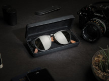 Shwood Titanium Collection Sunglasses