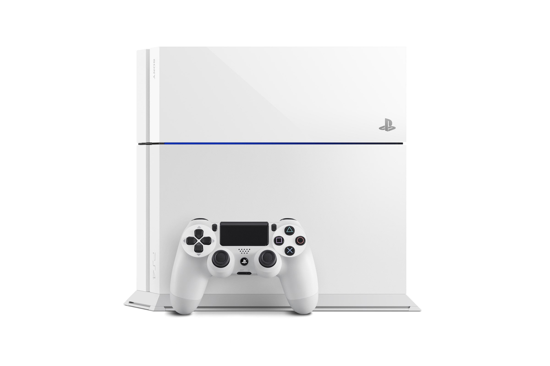 Glacier White PlayStation 4 Destiny Bundle