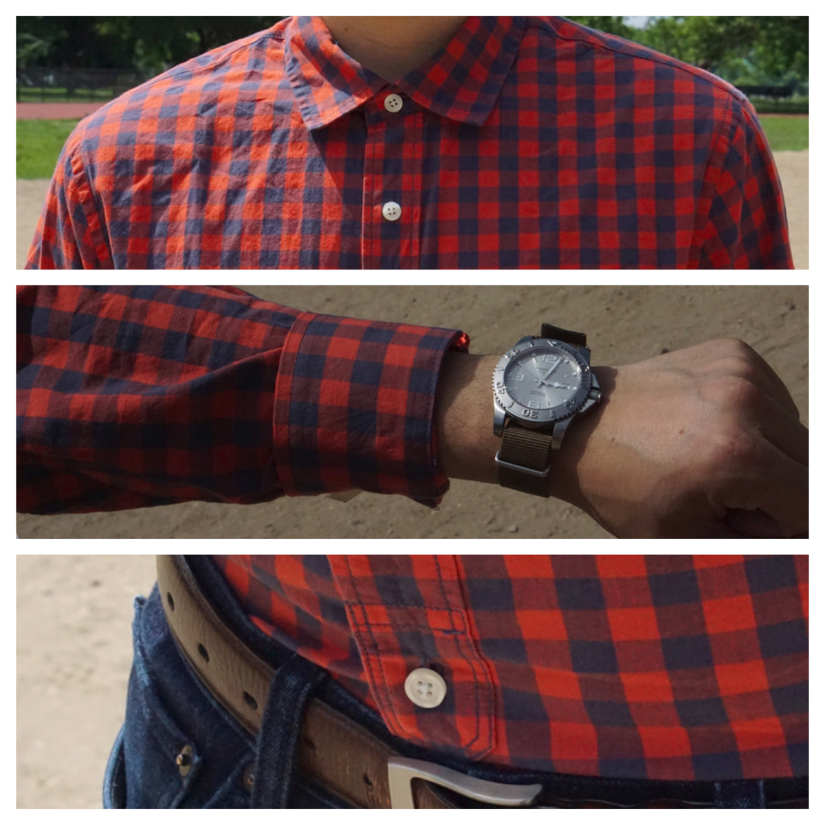 Dapper Guide Lookbook 1 Grayers Shirts