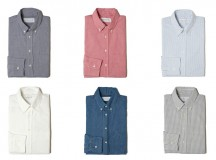 Everlane Slim Fit Linen, Oxford, Poplin Shirts