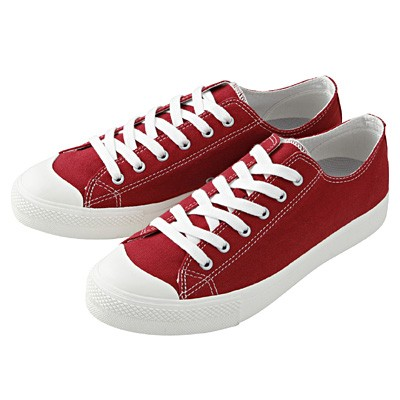 muji-cotton-sneaker-red