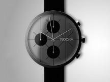 NOOKRONO Chronograph Watch by Nooka