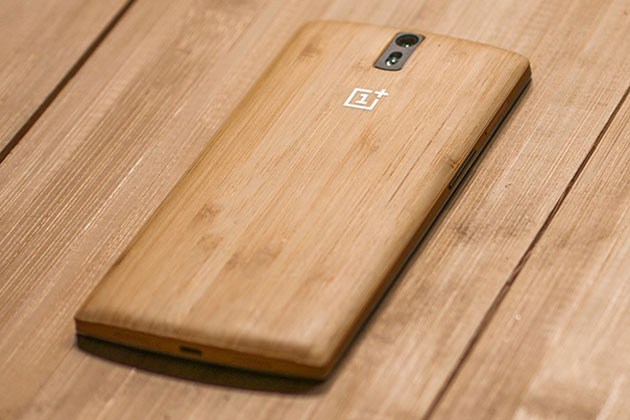 OnePlus One Bamboo SwapCover