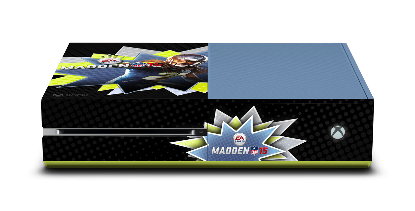 Madden 15 manual xbox one
