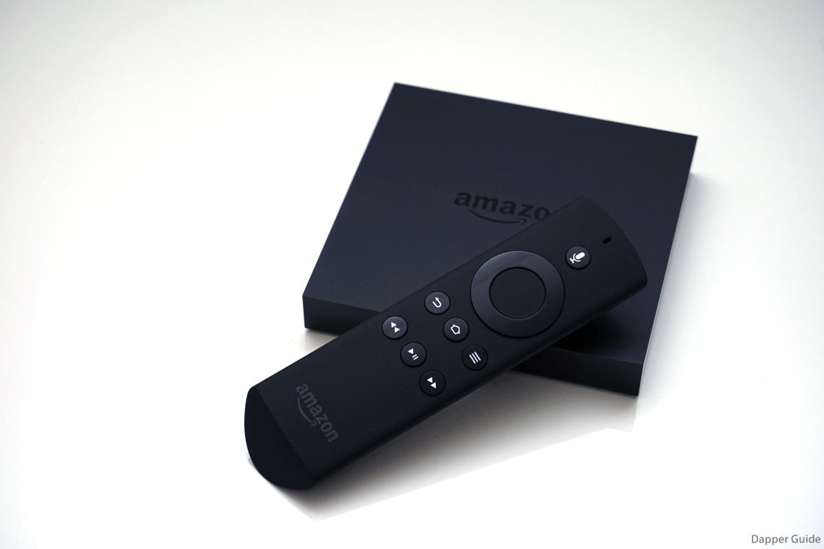 Amazon Fire TV — $74 (Normally $99)