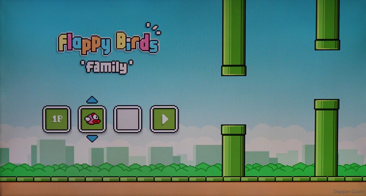 Flappy Bird Family is a Fire TV exclusive.