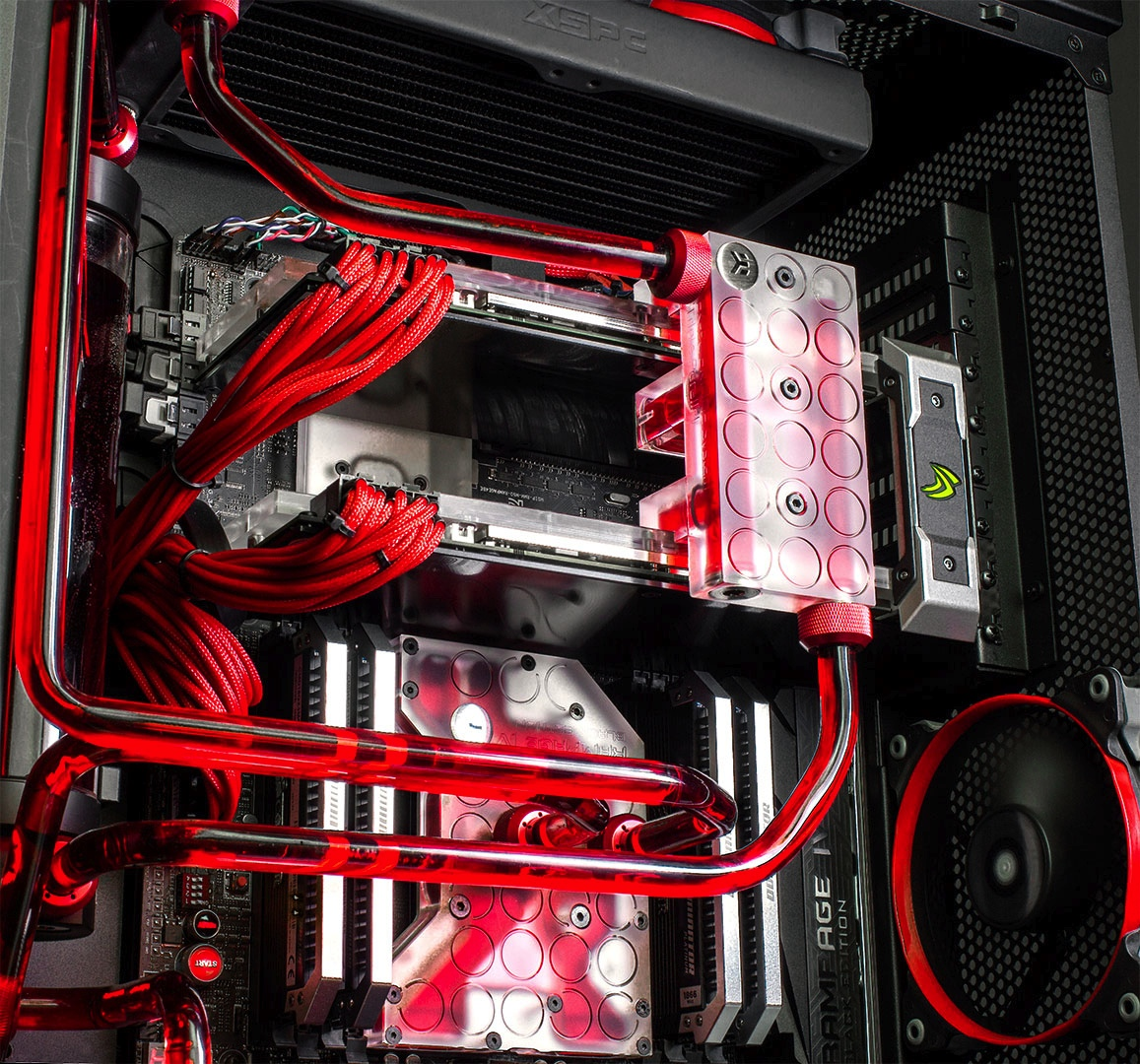 Digital Storm Velox Custom Gaming Pc